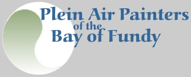 Plein Air Painters of the Bay of Fundy